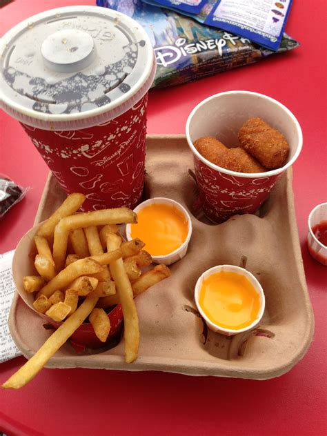 disney cuisine favorite service fast food disney
