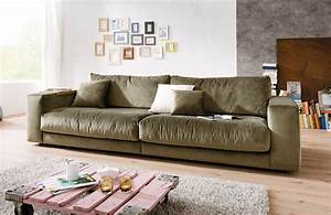 Sofa Mit Tiefer Sitzfläche : big sofas komfort im xxl format online m bel magazin ~ Sanjose-hotels-ca.com Haus und Dekorationen