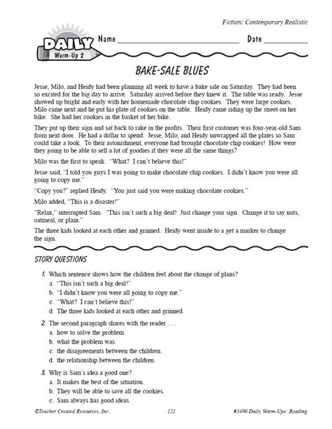 grade 4 literacy worksheets image collections worksheet