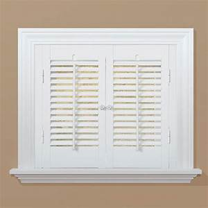 installation mounting hardware faux wood shutters With home depot window shutters interior