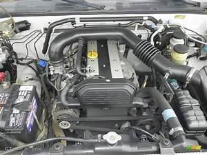 Isuzu Rodeo 1999 Engine Wallpaper