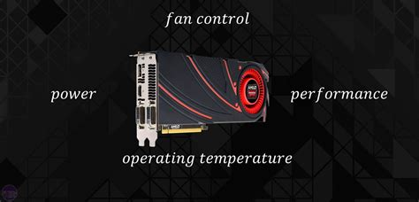 amd gpu fan control amd radeon r9 290x review bit tech net