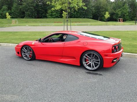 360 Cs For Sale by Purchase Used 360 Challenge Stradale Stradale