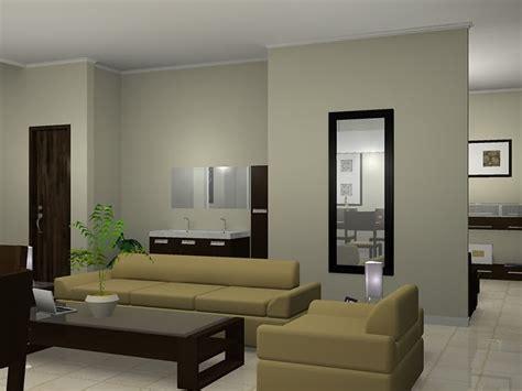 Gambar Desain Ruang Tamu Minimalis Modern • Nulis