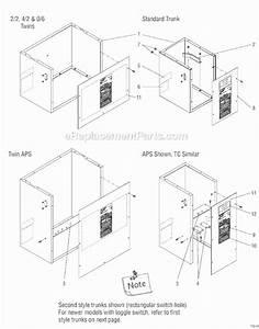 Bunn Axiom-3 Parts List And Diagram