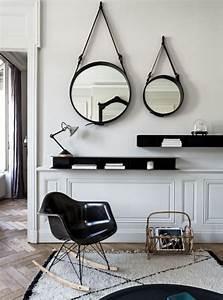 Miroir Deco Salon : comment r aliser une belle d co avec un miroir design ~ Melissatoandfro.com Idées de Décoration