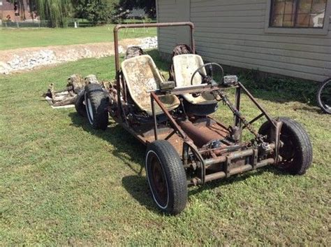 Purchase New 1973 Vw Beetle Pan With Parts-trike Builder