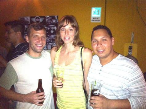 Conversation Club Cocktail Party At Vertigo Bar Was A