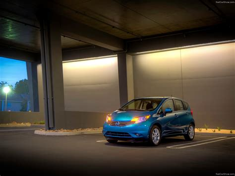 Nissan Versa Note (2014) - picture 10 of 62