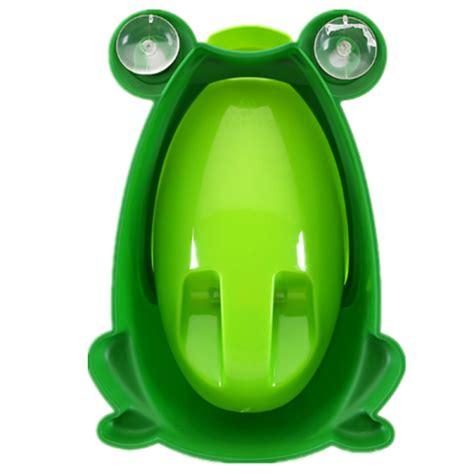 lovely frog children potty toilet training kids urinal