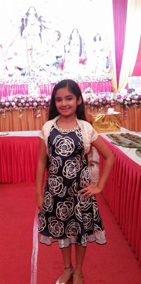 Anushka Sen Happy Vijaya Dashmi Facebook