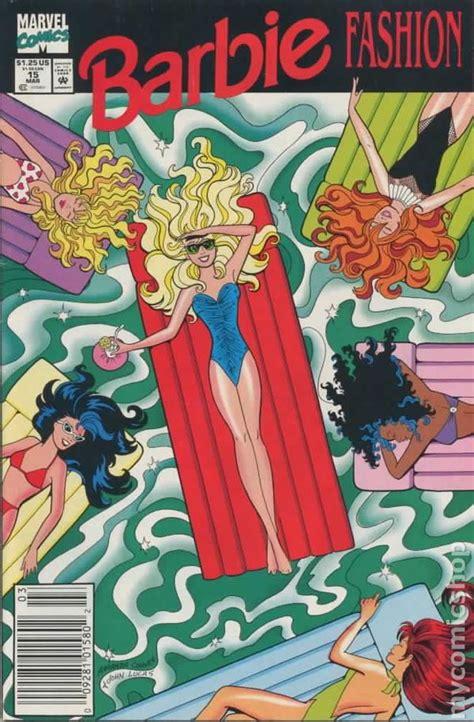 barbie fashion  comic books