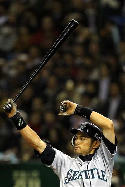 Ichiro Suzuki Batting Average by Ichiro Suzuki Goes Back To Batting Leadoff For The