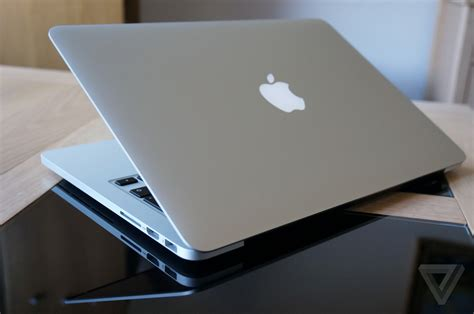 macbook air review the verge