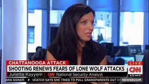 CNN's Kayyem: 'Absurd' to Arm People in Schools and ...