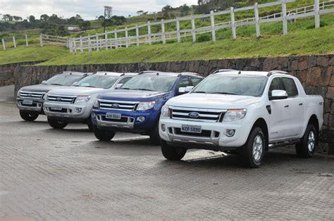 completamente renovada ford ranger 2013 parte de r 61