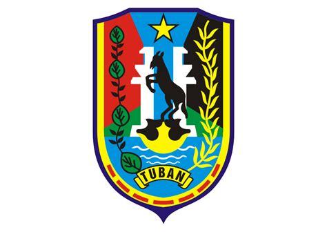 logo kabupaten tuban vector indonesia
