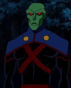 J'onn J'onzz (Justice League: Doom) | DC Movies Wiki ...