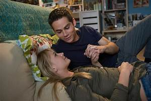 Pin Still Of Britt Robertson And Dylan O'Brien In The ...