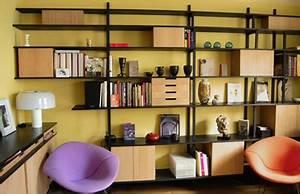 Caisson Bibliotheque Modulable : sandrine latournerie agencement d 39 espace ~ Edinachiropracticcenter.com Idées de Décoration