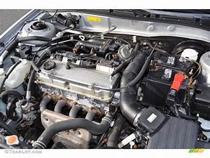 2000 Mitsubishi Galant Es 2 4 Liter Sohc 16
