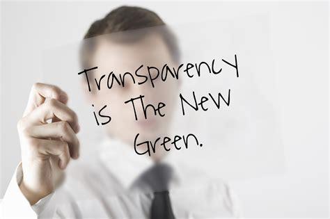 Transparency   barfblog