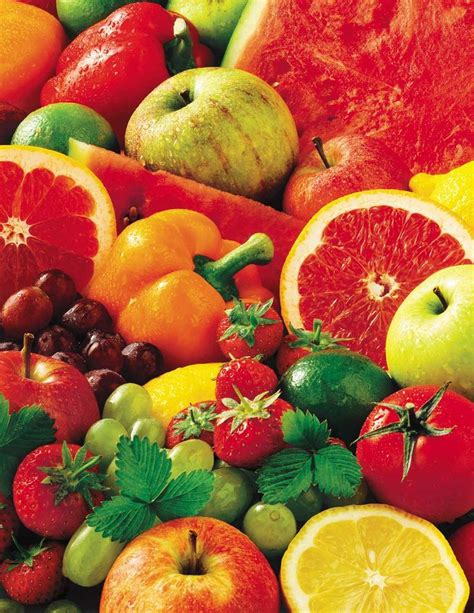 colorful fruit colorful fruit 500pc jigsaw puzzle by springbok