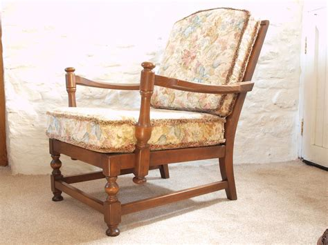 Easy Chair Upholstery by Ercol Colonial Upholstered Easy Chair Ercol