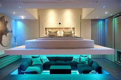 Bedroom Mansion Master Futuristic Bed Rooms Inspiring