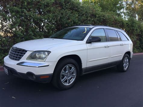 Chrysler Pacifica Touring 2005 used 2005 chrysler pacifica touring at city cars warehouse inc