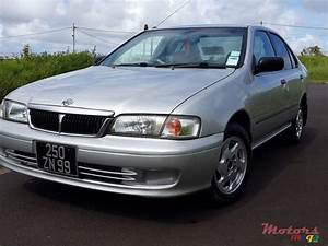 1999 U0026 39  Nissan Sunny B14 For Sale
