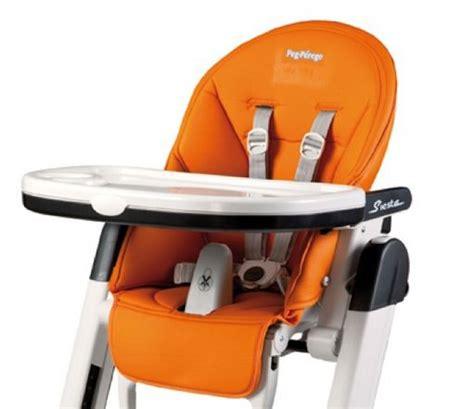 peg perego high chair siesta cover siesta highchair arancia