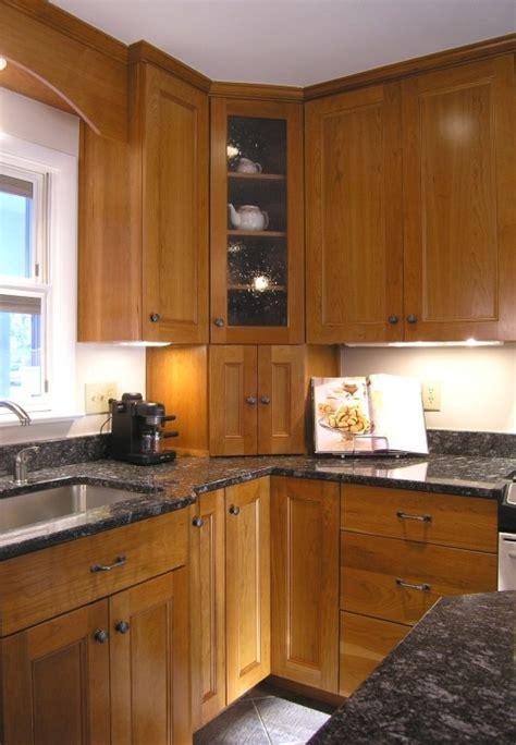 corner kitchen cabinet appliance garage 8 best images about corner appliance garage on