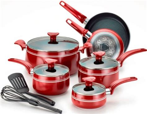T-fal Cookware Sets For The Kitchen