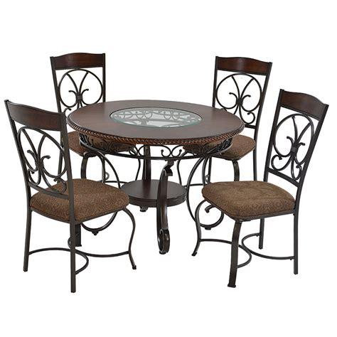 Glambrey 5piece Casual Dining Set  El Dorado Furniture