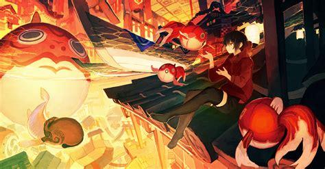 Anime Kitsune Wallpaper - kitsune kazenouta wallpaper 2238359 zerochan anime