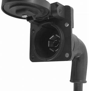 5th Wheel  Gooseneck 90-degree Wiring Harness W   7-pole Plug