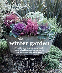 brighten   winter garden  emma hardy garden book