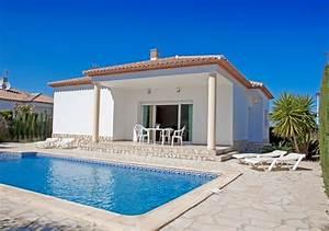 location villas cache cash costa blanca avec piscine With marvelous location villa avec piscine en espagne 3 locations vacances en espagne sejours en villas et