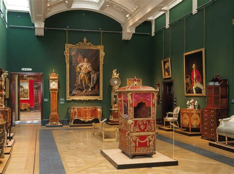 The Pennethorne Gallery At Buckingham Palace