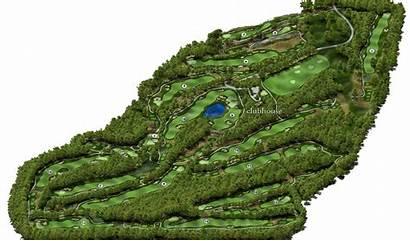 Course Cliffs Salish Golf Club Map Tour