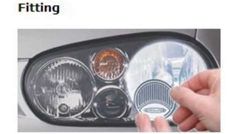headlamp converters  driving  france youtube