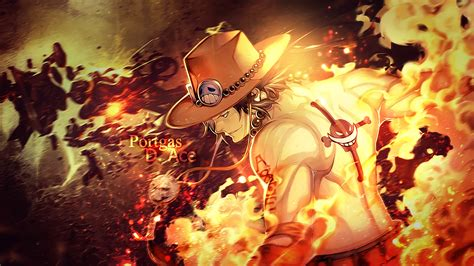 84 Portgas D. Ace Hd Wallpapers