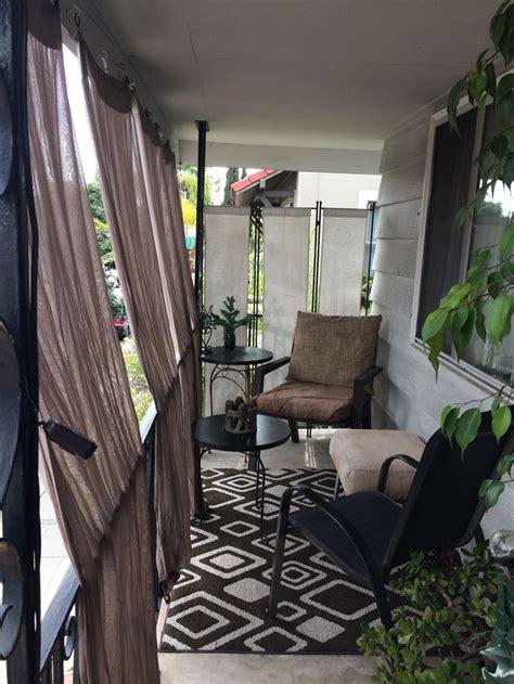 small patio makeover ideas patioideas apartment patio