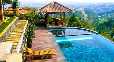 hotel murah  bandung  pemandangan alam  indah