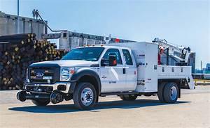 Hi-rail Thermite Welding Truck Spec 438t