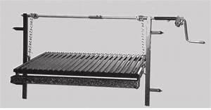 Grille De Barbecue Grande Taille : kit de la grille standard 2a 105cm x 60cm barbecues ~ Melissatoandfro.com Idées de Décoration