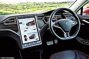 Tesla's Model S has a SECRET James Bond mode: Tapping in 'T007' on dashboard 'transforms' it ...