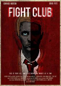 Fight Club Posters on Behance