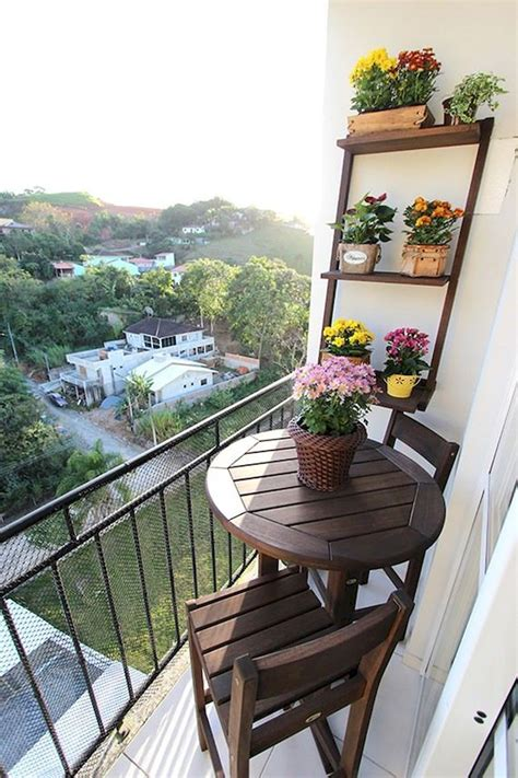 14 small apartment balcony decorating ideas in 2020